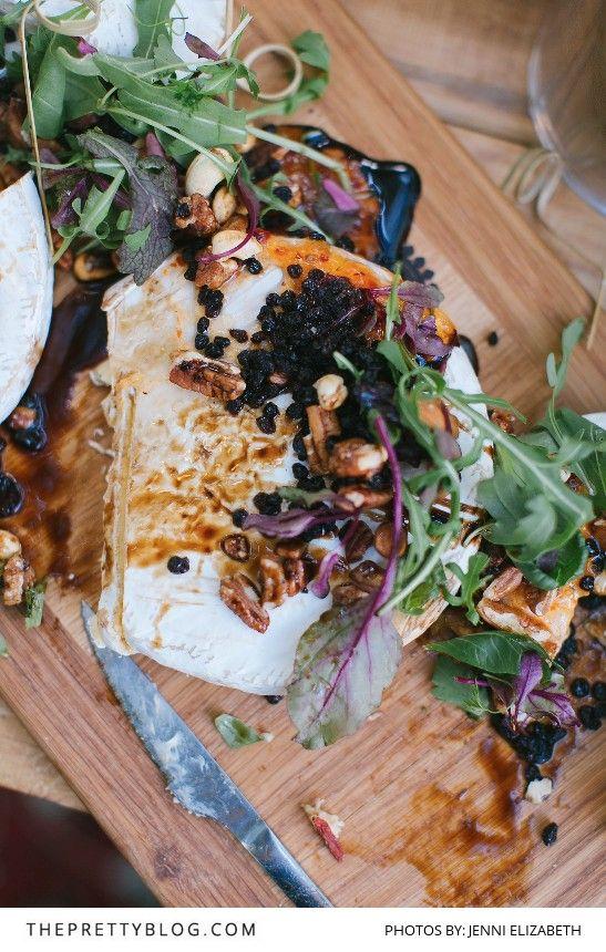 A Fantastically Flamboyant Forest Feast Wedding Reception FoodReception IdeasWedding