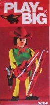 PLAYBIG Wild-West mit Cowboys und Indianer