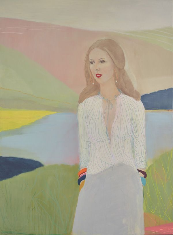 Louise Olsen, a beautiful summary by Belynda Henry The judges have had their say - but what do you think? Choose the Archibald Prize finalists you like in our people's choice gallery.