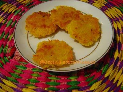 Cocina Costarricense: bami (tortillas de yuca)