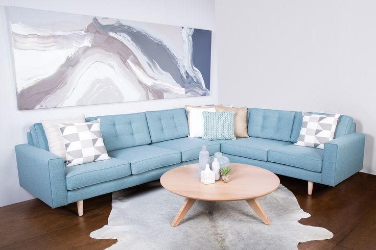 Juno Modular Sofa is perfect for large families. With a great modern look for your living room.