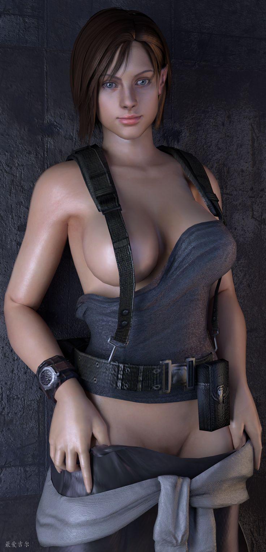 Sexy redhead nurse striptease