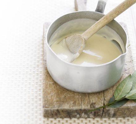 Recetas y consejos para vivir mejor: 2 recetas de salsa bechamel sin gluten y sin lactosa