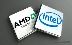 Basic difference between AMD and Intel Processors