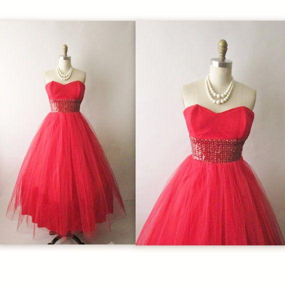 28 best 50\'s Prom Dresses! images on Pinterest   Hochzeitskleider ...