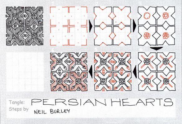 Zentangle+Patterns+Step+By+Step | zentangle patterns step by step | Tangle Patterns | perfectly4med ...