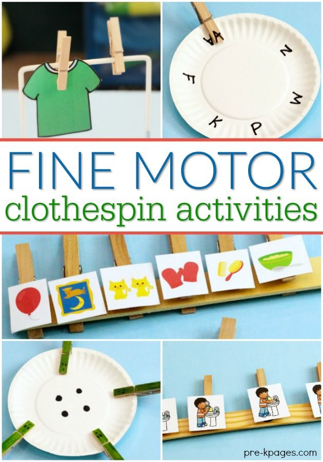 949 best images about pre k pages on pinterest for List of fine motor skills for preschoolers