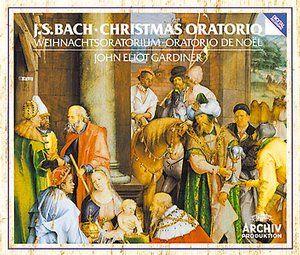 BACH Weihnachts-Oratorium - Gardiner - Deutsche Grammophon
