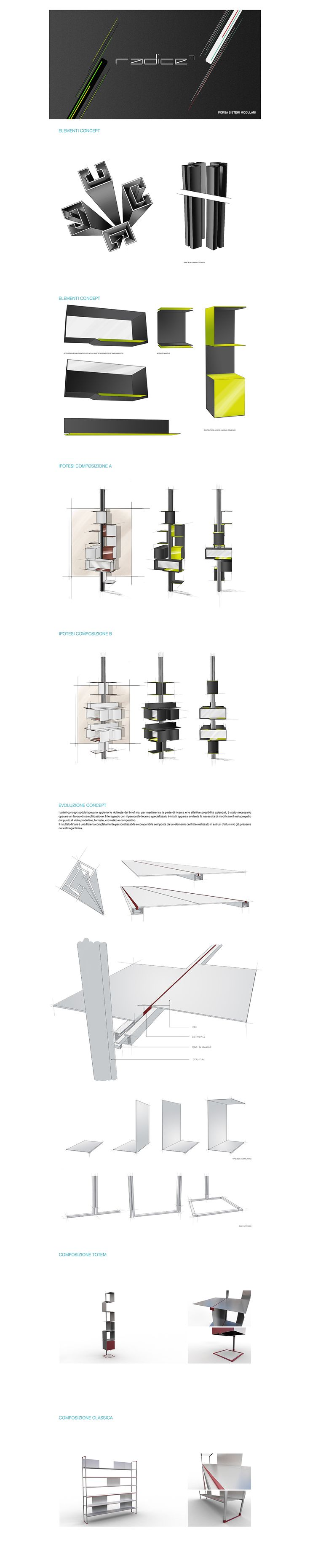 Furniture Design by Porsa