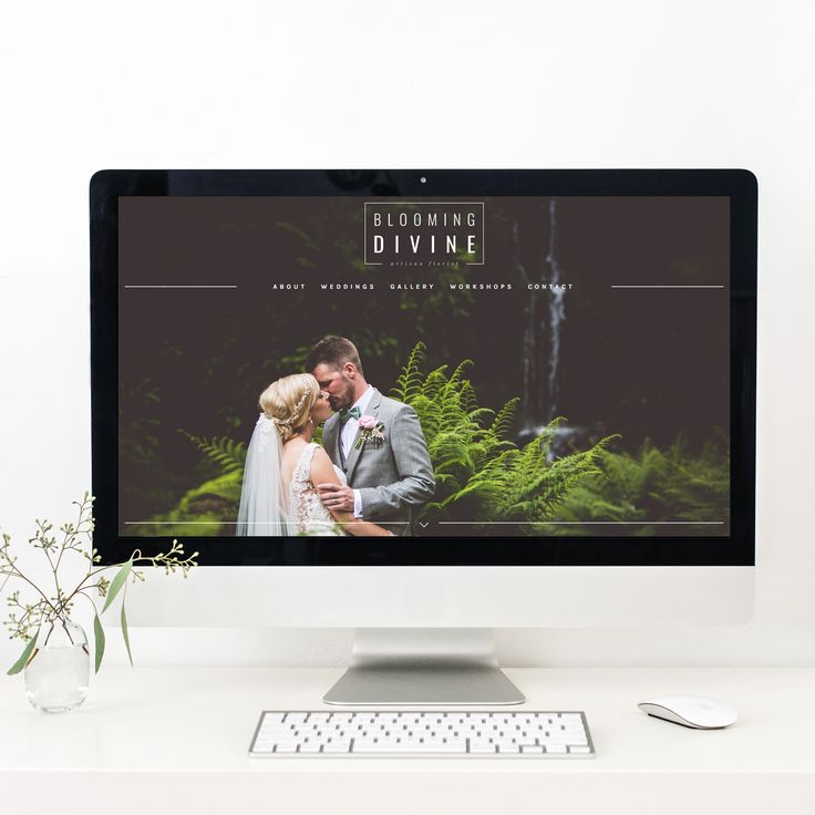 We've now launched the new website for this awesome Devon-based Florist!