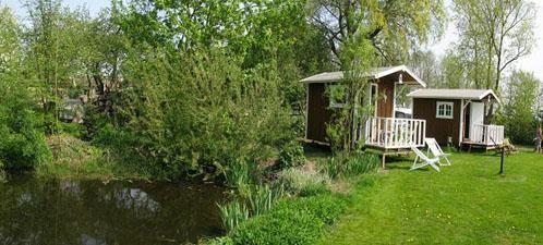 Camping Welgelegen,  Workum Friesland