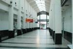 Interior de la estación de autobuses de zamora
