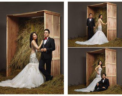 Pre Wedding Fashion Concept