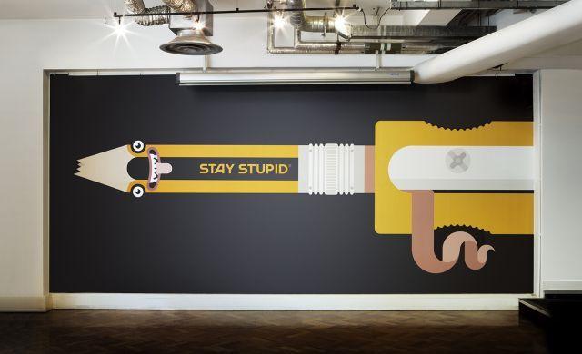 Stay Stupid, TBWA/London | Pâté | makersmgmt.com