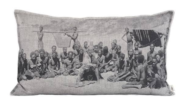 Tribe Photo Cushion, Printed