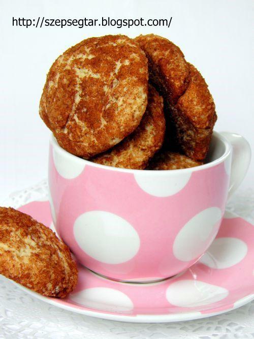 Szépségtár: Fahéjas keksz