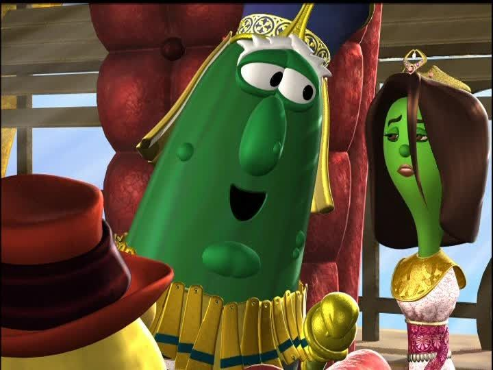 Veggietales Esther The Girl Who Became Queen 17 Best images about E...