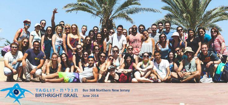Birthright Israel | Jewish Federation of Northern New Jersey