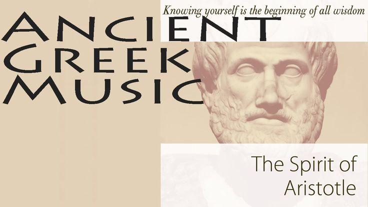 Ancient Greek Music Vol.1   Spirit Of Aristotle