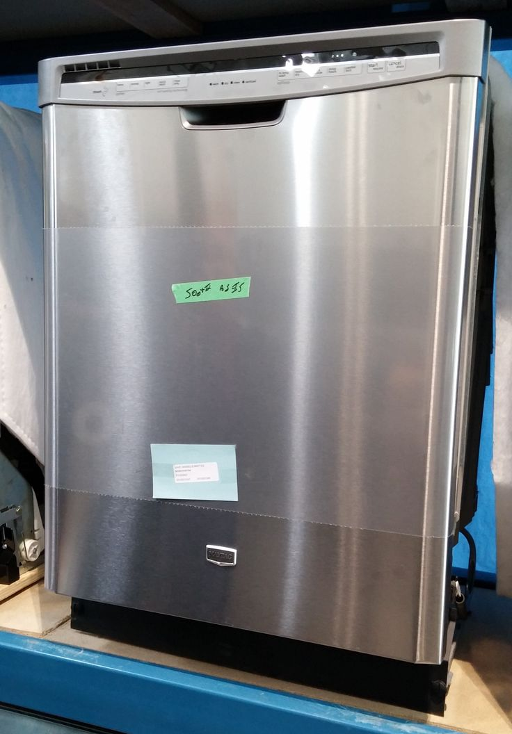 Electromenagers Longueuil Liquidation - 24'' built-in Maytag dishwasher with extra large tank. 500$ Stainless tub