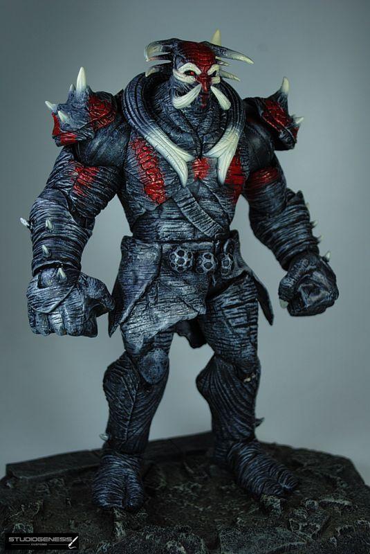 Kurse (Marvel Legends) Custom Action Figure