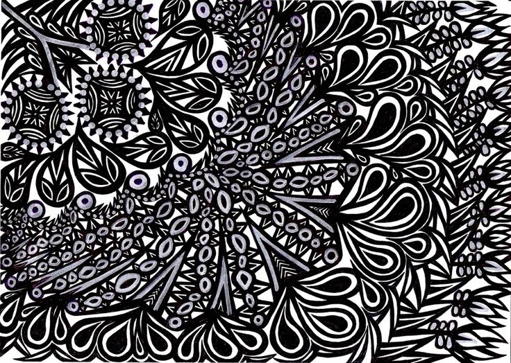 """Selva negra""    http://www.sirenasinmar.blogspot.com"