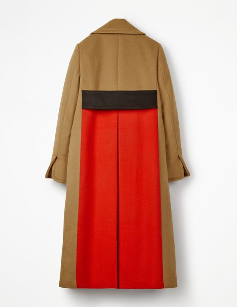 Farleigh Coat T0193 Coats Jackets At Boden Style Wish List In