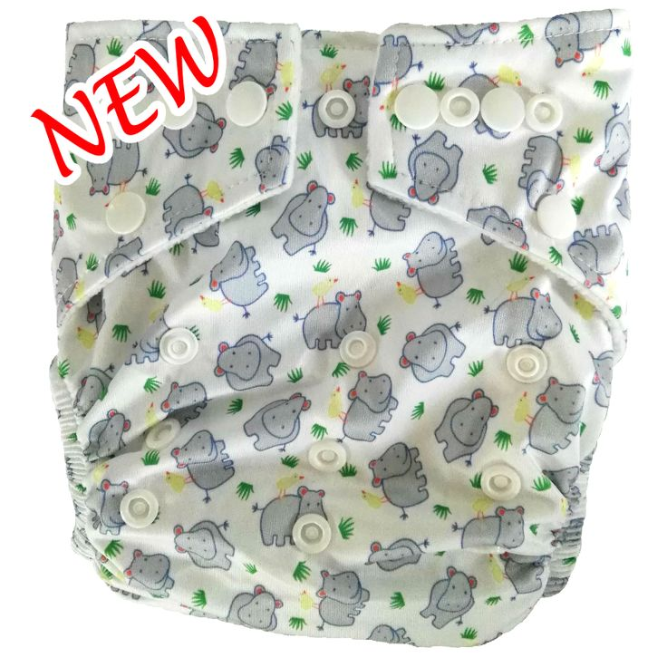 Our long awaited Hippo nappy is finally here!!