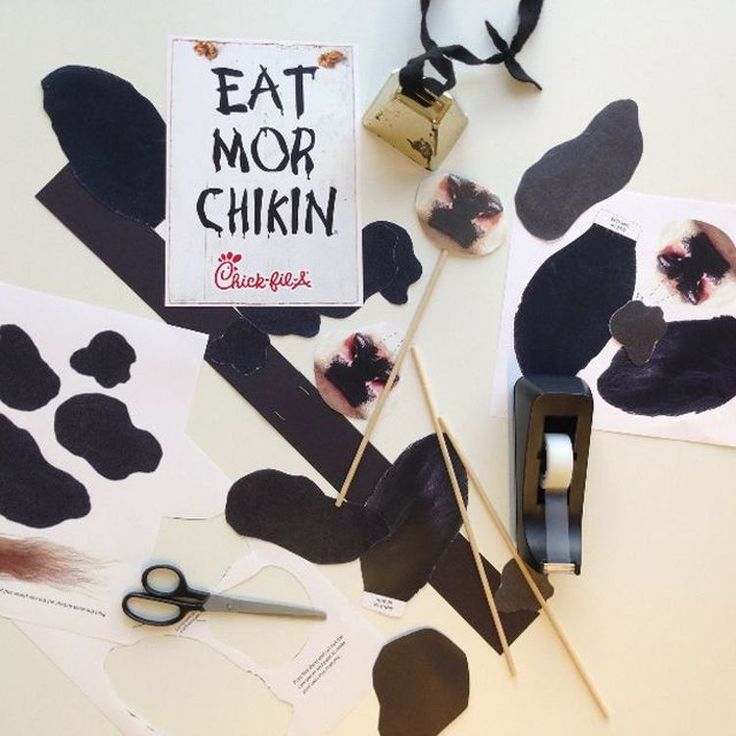 Dress Like a Cow and Get Free Chicken at Chick-fil-A