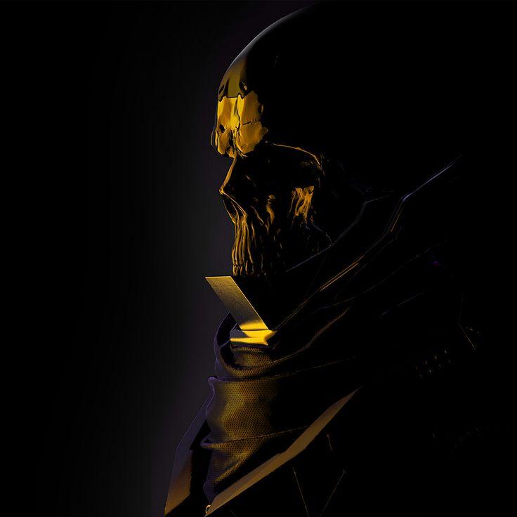 Download Wallpaper: https://ilovepapers.com/au75-mario-stabile-weird-dark-illustration-art-skull-gold/ au75-mario-stabile-weird-dark-illustration-art-skull-gold via http://ilovepapers.com - HD Wallpapers by Artists