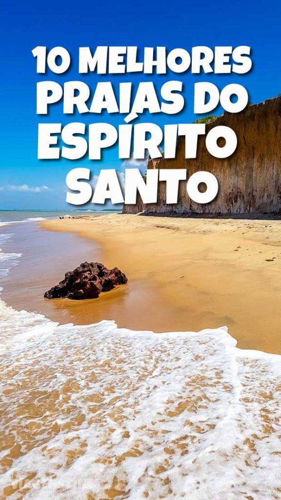 Melhores Praias do Espírito Santo: De Guarapari a Itaúnas, confira algumas das melhores praias do litoral capixaba
