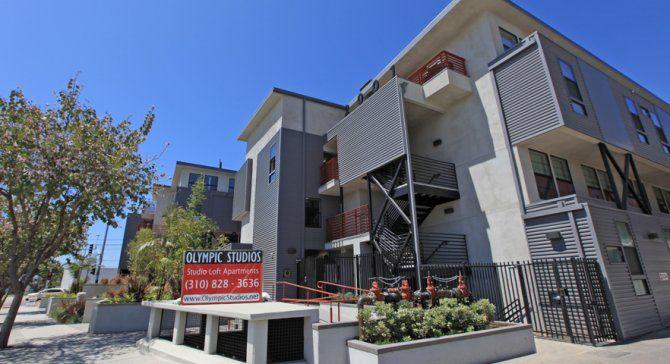 Santa Monica Studio Apartments For Rent Loft Studio 1 Bedroom At Olympic Studio Lofts Apartments For Rent I In 2020 Studio Apartment Rent Studio Studio Loft Apartments
