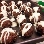 Christmas Gingerbread Truffles