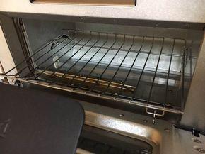 オーブントースターの掃除は重曹とセスキ炭酸ソーダでピカピカになる