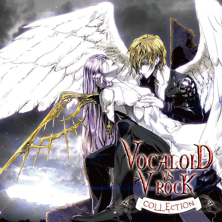 VOCALOID×V-ROCK collection