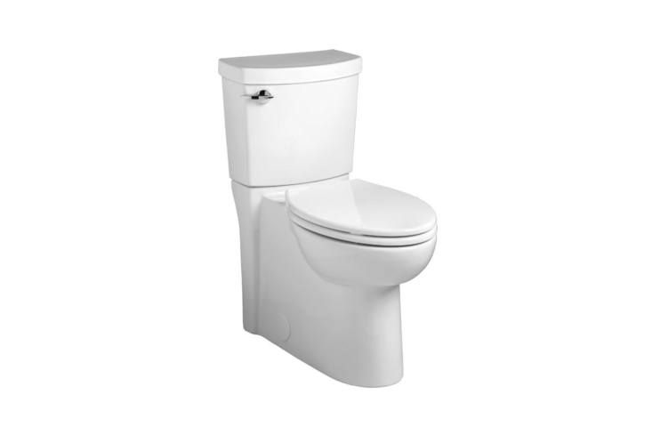 The American Standard Clean High Efficiency Elongated Two Piece Toilet Receives The Highest Marks In The Watersense 1 28 Gpf C Toilet Water Sense Modern Toilet