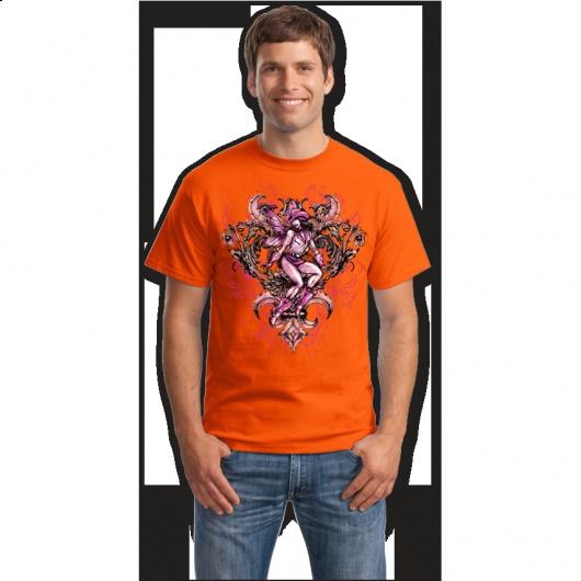 Hot Vixen tricouri online