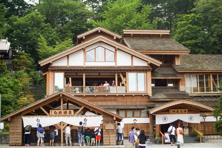 Kusatsu Onsen: One of the Best Hot Springs in Japa…