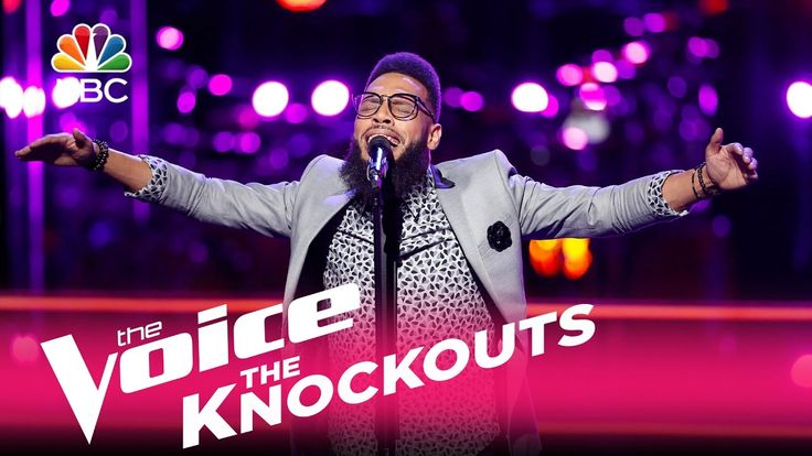 "The Voice 2017 Knockouts - TSoul: ""These Arms of Mine"""