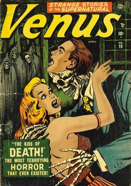 Horror Comics | ... About 1950′s Horror Comics, Part 2 – Golden Age of Comic Books