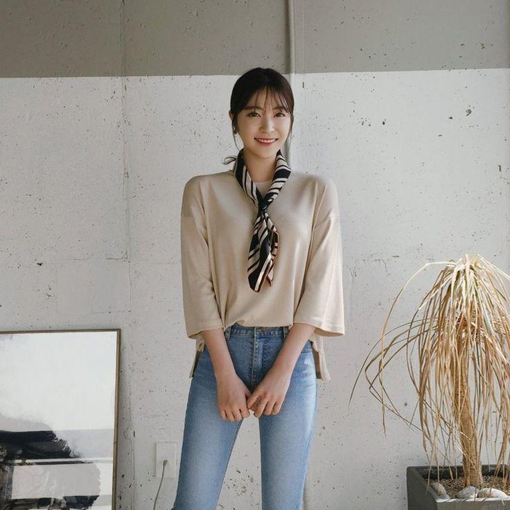♡7分袖ワイドスリーブゆるTシャツ♡ #レディースファッション #ファッション通販 #ファッショントレンド #新作 #最新 #モテ服 #韓国ファッション #韓国レディース通販 #ootd #wiw  #fashionaddict #womensfashion #fashion  https://goo.gl/mAJVe4