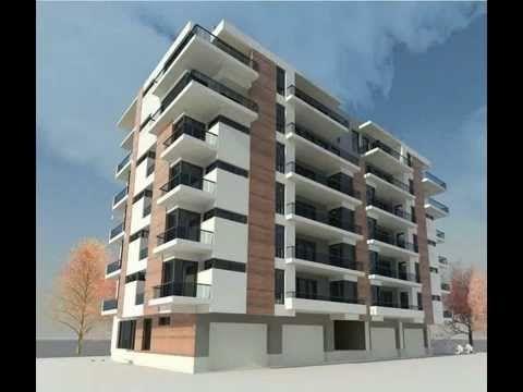 TEREN + Proiect Constructie Bloc S+P+5E+6 in FALEZA NORD - CONSTANTA