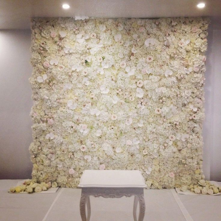 Enchanted Pastel Flower Wall | The Flower Wall Hire