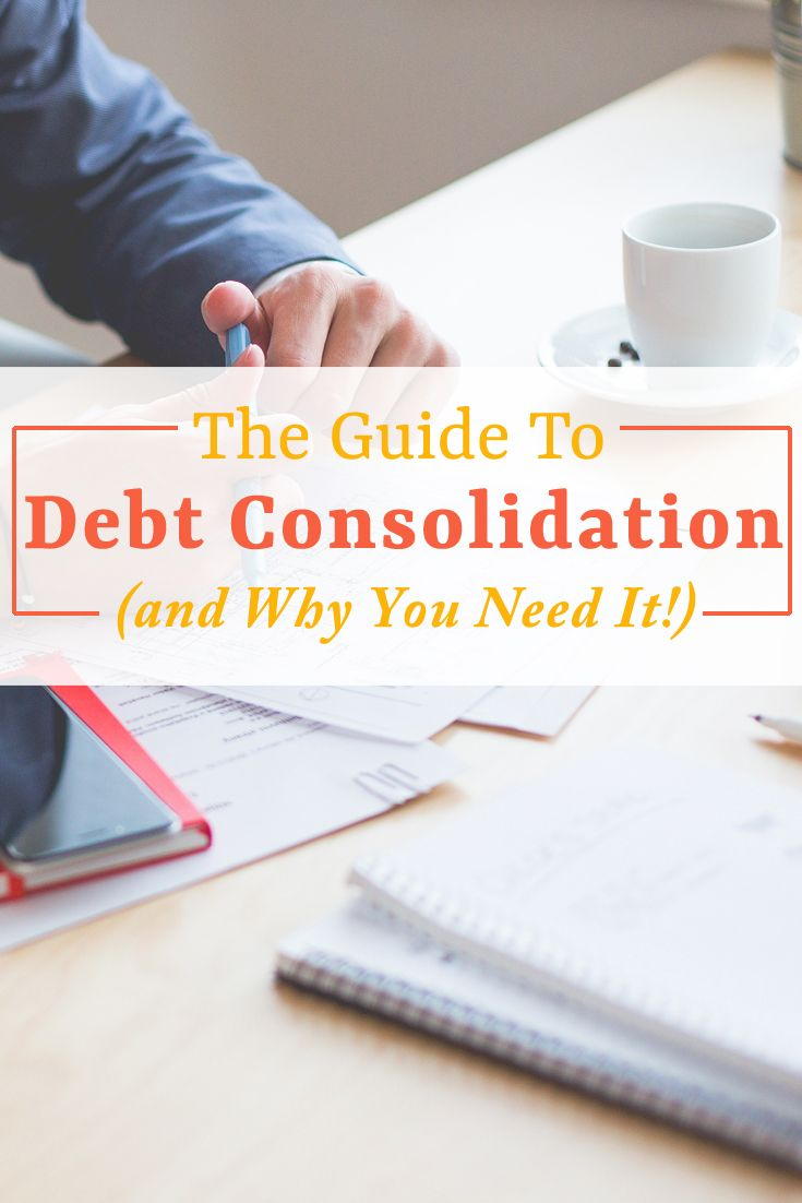 Sometimes paying off high interest debt over a year or two isn't feasible- even if you are committed. Debt consolidation can be a great tool when used properly.