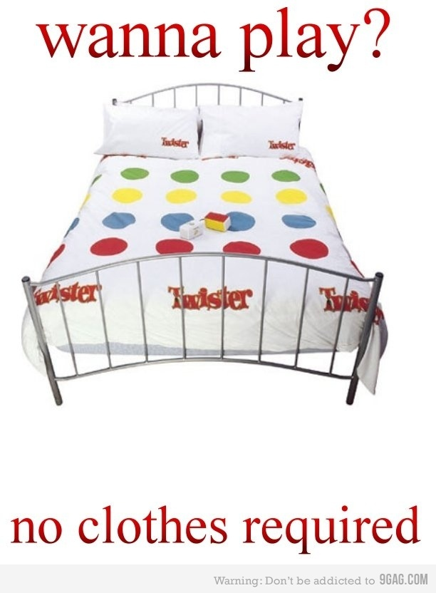 Twister Bedsheets