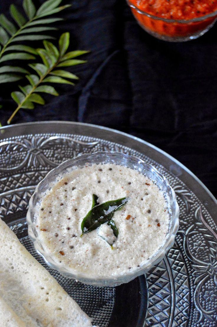 Pavi's Platter: Coconut Chutney !