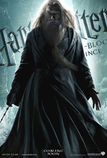 11x17 Inch Harry Potter and The Half Blood Prince poster features Albus Dumbledore surrounded by water with the rock cliffs near the Crystal Cave in the background. Get it now at http://harrypottermovieposters.com/product/harry-potter-and-the-half-blood-prince-movie-poster-style-l-11x17-inch-mini-poster/
