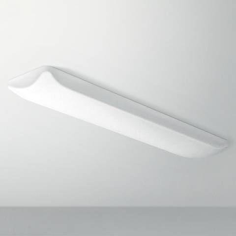 Litepuff 48 Quot Led Low Profile Ceiling Light 6v702 Lamps Plus Ceiling Lights Led Ceiling