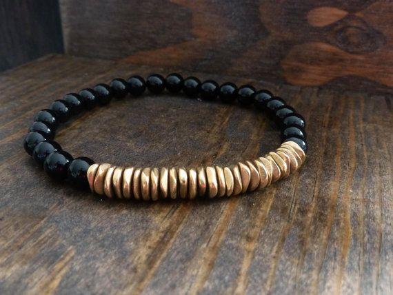 Focus Mala Bracelet - Buddhist, Yoga, Meditation, Prayer Beads, Eat Pray Love, Jewelry, Bracelet