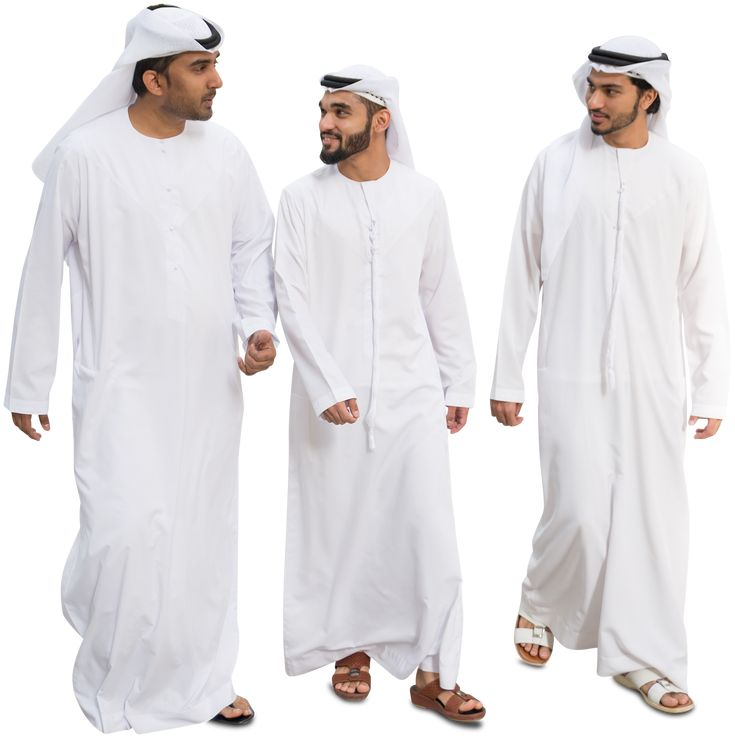 Arab Men Walking in Traditional Fashion Outfit. Cut out by MrCutout.com #mrcutout #styleinspiration #archilovers #visualization #stylebop #beard #arabia #cutout #images #photooftheday  #architect #architektur #arabic #istanbul #islam #muslim
